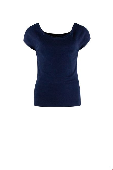 Zilch top short sleeve navy