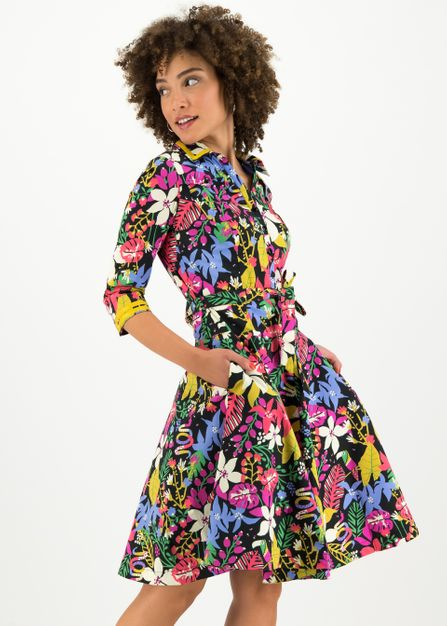 Blutsgeschwister swinging jamboree dress wild night