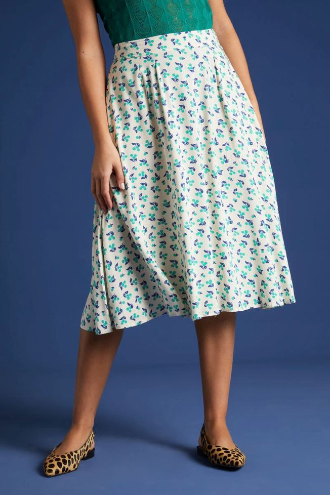 Circle Skirt La Paz von King Louie