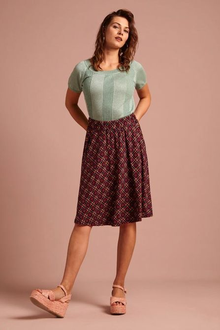 King Louie Serena Skirt Lisboa