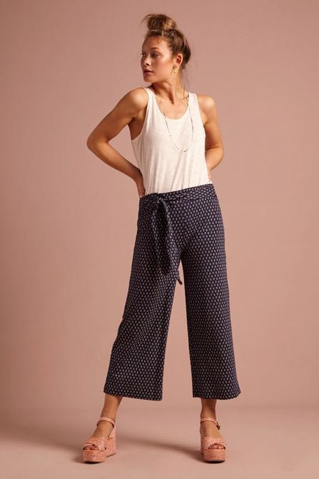 King Louie Border Tie Pants Mariniere
