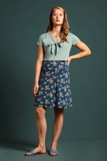 King Louie Border Skirt Lucky