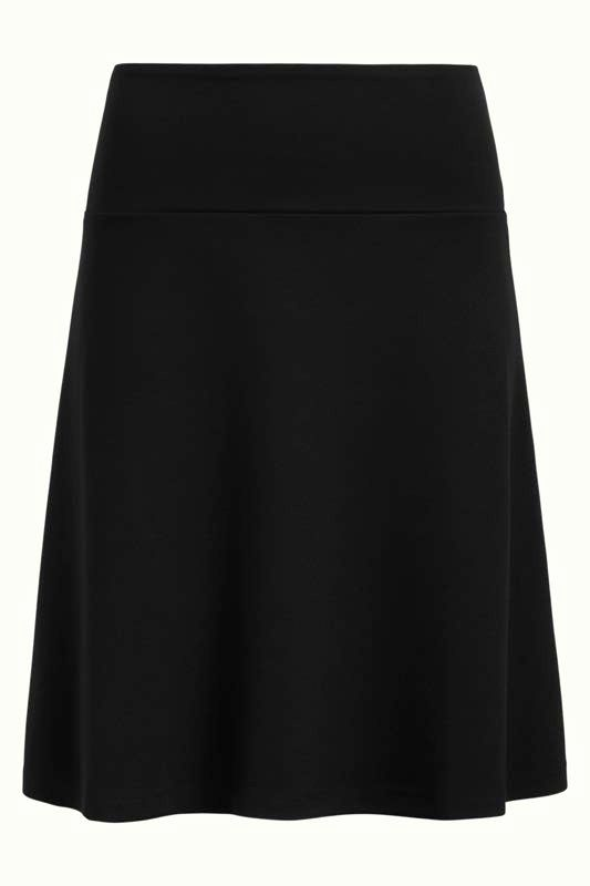 King Louie Border Skirt schwarz