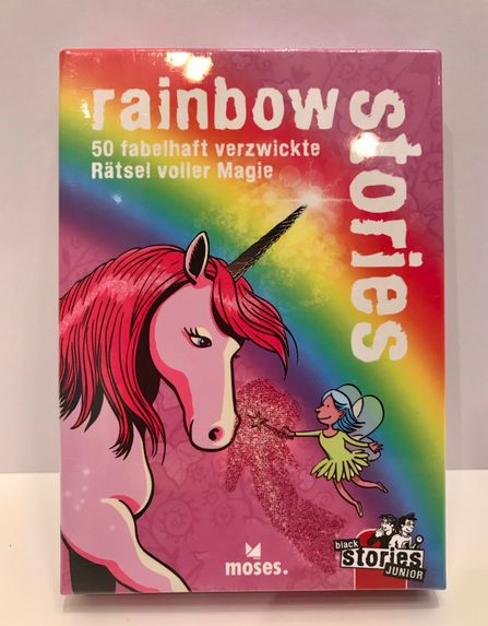 Kartenspiel Rainbow stories