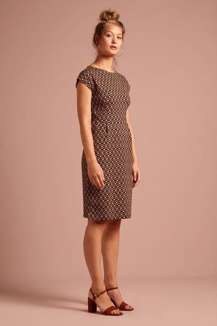 King Louie Rose Dress Sirocco