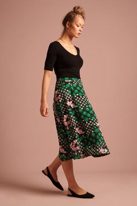 King Louie Juno Skirt Hollywood