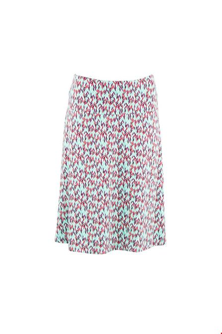 Zilch skirt sparkle mint
