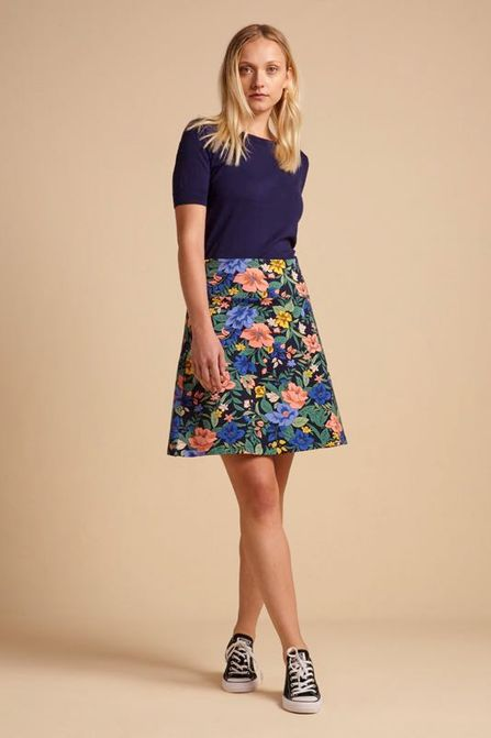 King Louie Border Skirt Belize